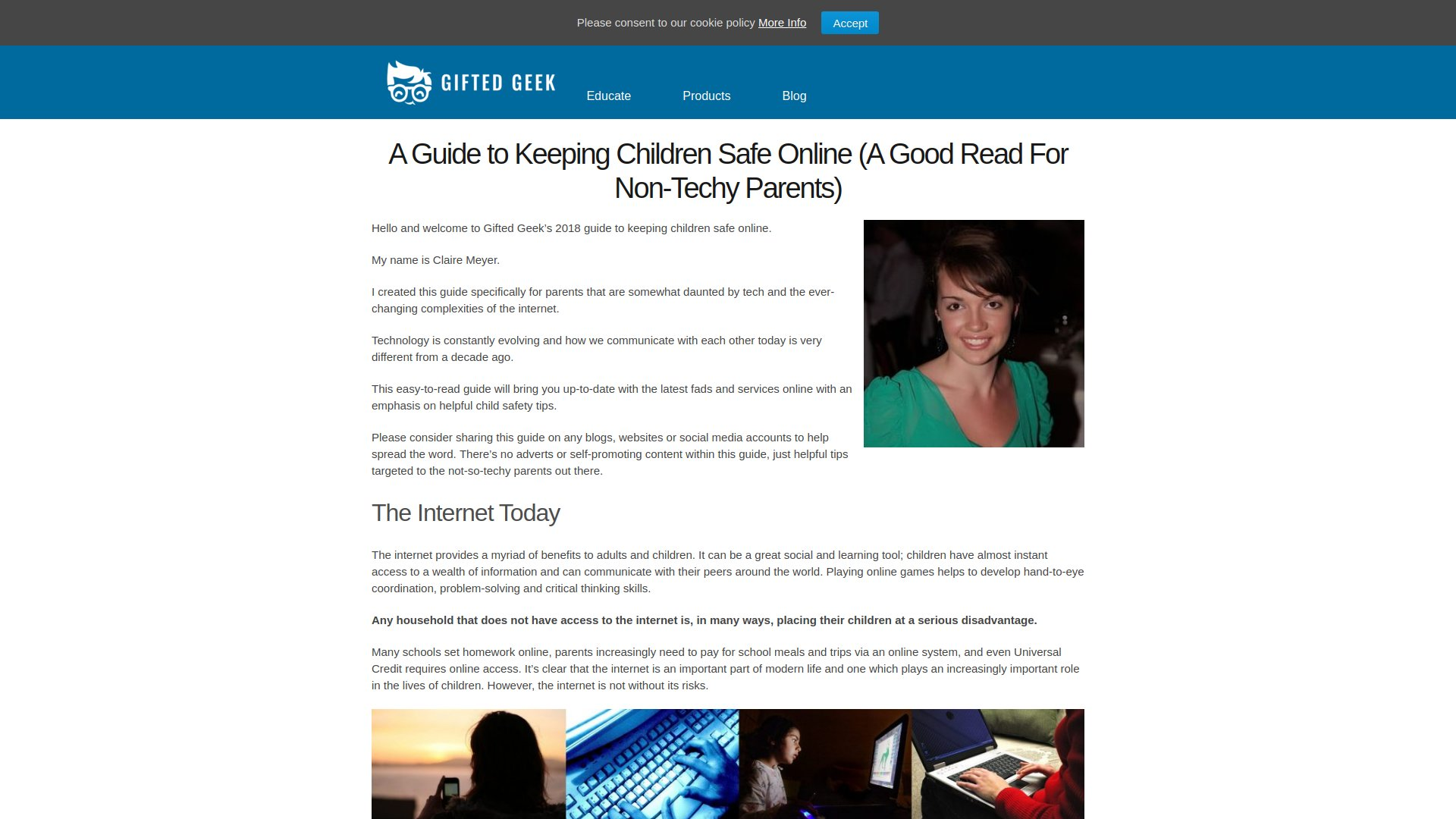 Links: Esafety - Terling CofE Primary School
